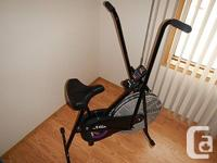 YES. I still have this exercise bike. I'll take ad down