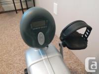 """""""Freespirit"""" indoor exercise bike machine. Very good"""