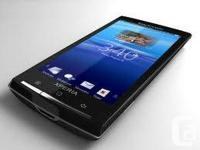 Sony Experia X10 locked to Rogers. Disorder 6/10. Have