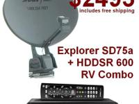 The ESSI Explorer SD75a is a fully automatic,