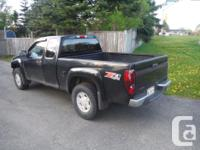 Make Chevrolet Model Colorado Year 2008 Colour Black