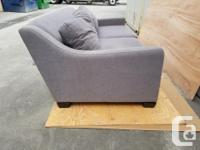 Extra large upholstered Sofa, lightly used and in very