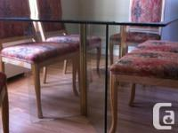This table is exquisite! Purchased for &3000, moving