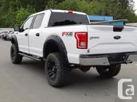 Make Ford Model F-150 SuperCrew Year 2017 Colour White