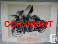 F.N. 1000cc TYPE 12a S.M. MOTORCYCLE with SIDE CAR,