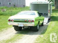 Make Dodge Model Dart Colour Slime Green Trans Manual