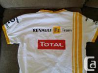 Make Renault Colour White Trans Manual Original F1 for sale  British Columbia