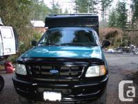 nice shape ford f150 4x4 6ft 6 box sport pu  4.6 triton