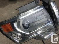 2013-14 Ford F150 OEM HID Headlights Complete with for sale  British Columbia