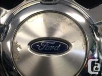 """18"""" rims off 2006 Ford F150 6x135 bolt pattern good"""