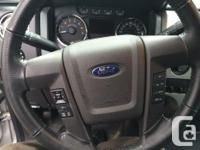 Make Ford Model F-150 SuperCrew Year 2013 kms 28600