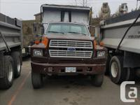 Make Ford Year 1988 Colour Brown kms 343008 Trans