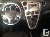 Make Pontiac Model Vibe Year 2009 Colour White kms