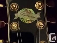 i have this gibson les paul supreme. to me it appears