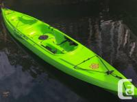 Victoria Kayak strives to keep a fresh inventory of