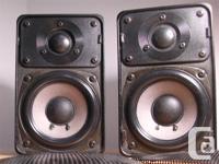 BEAUTIFUL ! BEST SELLING SPEAKERS IN AUDIO HISTORY IN