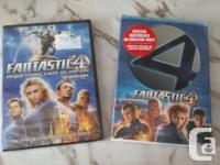 Fantastic 4 Ultimate Collector's Set DVD and Rise of