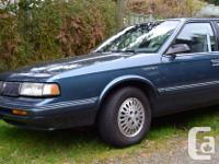 Make Oldsmobile Model Cutlass Year 1995 Colour Teal