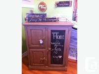 Hand Painted furniture Located In Maple Ridge we have
