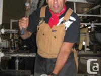Looking for a farrier? I am a Canadian Certified