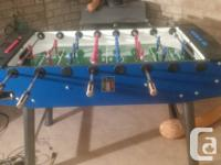 Foosball Tables For Sale Buy Sell Foosball Tables Across Canada - Deutscher meister foosball table