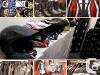 Fashion and motorcycle jackets and so much more. The