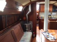 Great Bill Garden Offshore Cruiser, proven, New dingy ,
