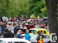 The Qualicum Beach Father's Day Show N' Shine is almost
