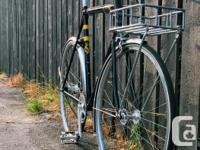 The recently discontinued Felt York is an awesome bike