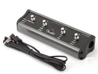 Fender 4-Button Amplifier Footswitch for Mode/Tuner,