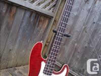 Absolutely MINT Fender Aerodyne Precision bass - CIJ,