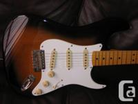 Essentially brand new MINT condition Fender Classic