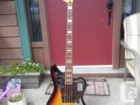 Fender Jaguar Deluxe Bass (Made in Japan). Great bass.