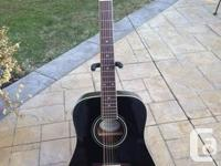 Fender 12 string guitar in very good condition with for sale  Ontario