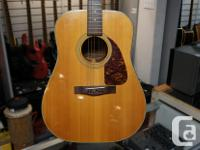 FENDER F-210 ACOUSTIC GUITAR Comes with soft case