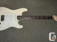 60th Anniversary Fender Stratocaster Guitar and Fender