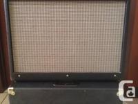 Fender Hot Rod Deluxe 40 watt tube Great Amp! Loud!