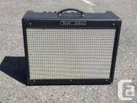 USA Made, 40 watt Tube Amp. Speaker is a Celestion