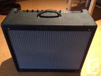 Fender Hot Rod Deville 2x12. Amp is working great and