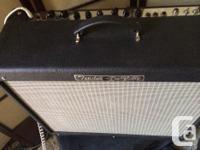 Great condition Fender Hotrod DeVille 60watt 212.