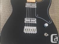 Very cool La Cabronita Telecaster (MIM). These were for sale  British Columbia