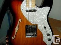 Fender Telecaster ® Thinline, Maple Fingerboard 69
