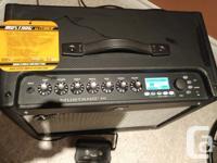 Lightly used Fender Mustang III V1 100W amp. Never left