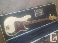Fender Preciseness Bass is excellent disorder. I've