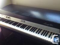 Fender Rhodes 73 Mk 1 stage piano 1975.  complete w/