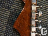 Part of Fender's California Series, the Sonoran Nat
