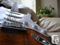 -This is a great Fender Strat that was discontinued a
