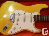 Vintage 1974 Fender Stratocaster, Alder Body Rosewood
