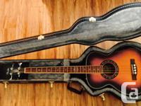 Fender T-Bucket Bass with TKL hard shell case.