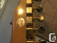 1996 Fender Tele 50th Anniversary, Made in Japan, with